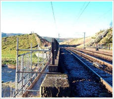Geotechnical Engineering 1 - West Coast Main Line Overhead Electrical Structures